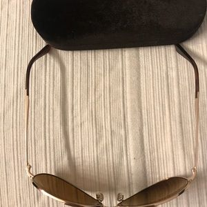 8d553d95eba0 Tom Ford Accessories - TOM FORD Charles Polarized Aviator Sunglasses